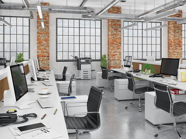 オフィスデザイン事業